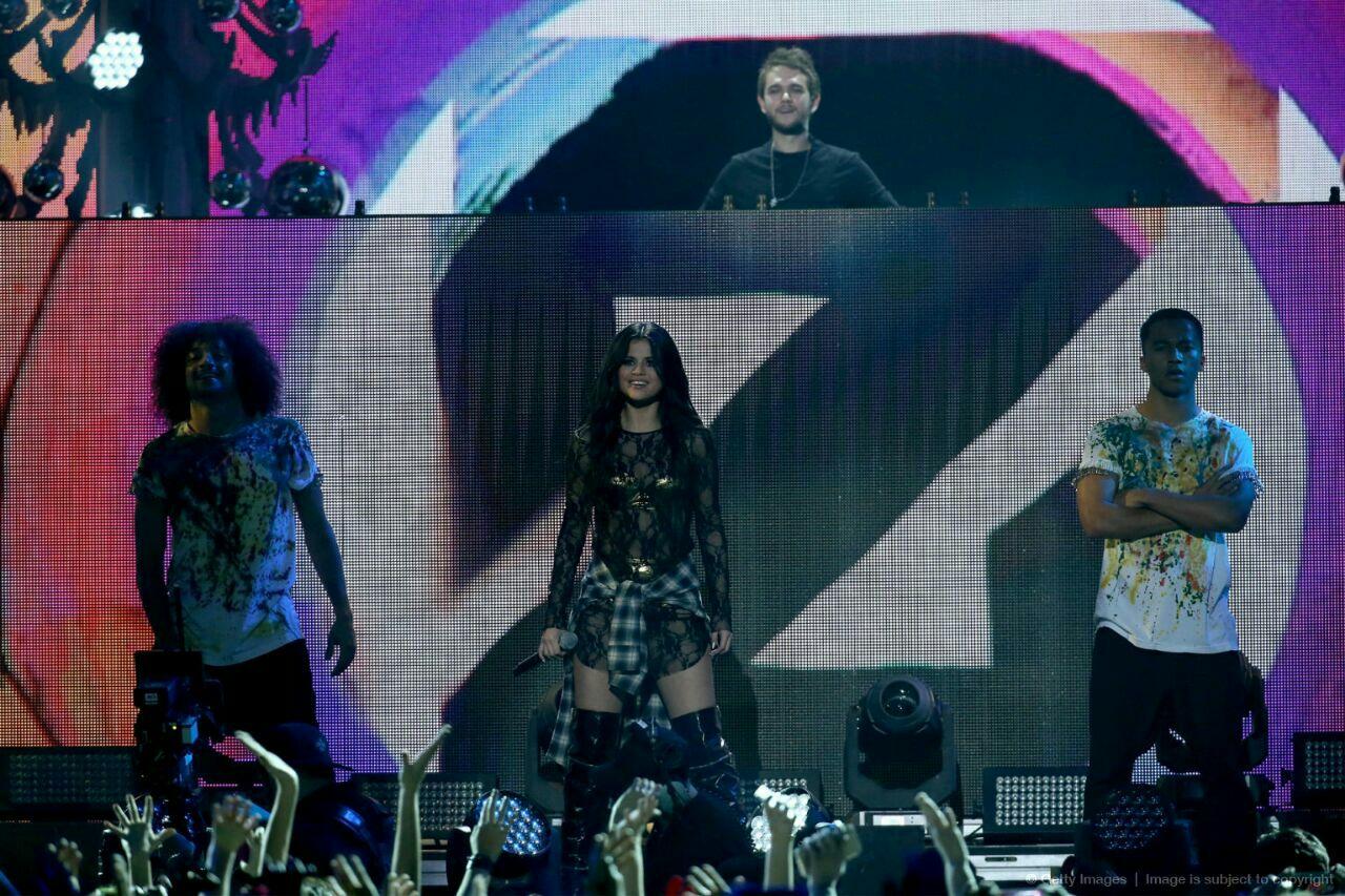 Zedd & Selena