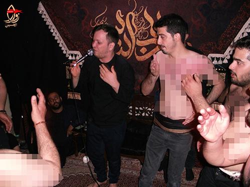 مداحی کربلائی حسین شهرآبی در مراسم هشتمین سالگرد شهادت شهیددولت آبادی