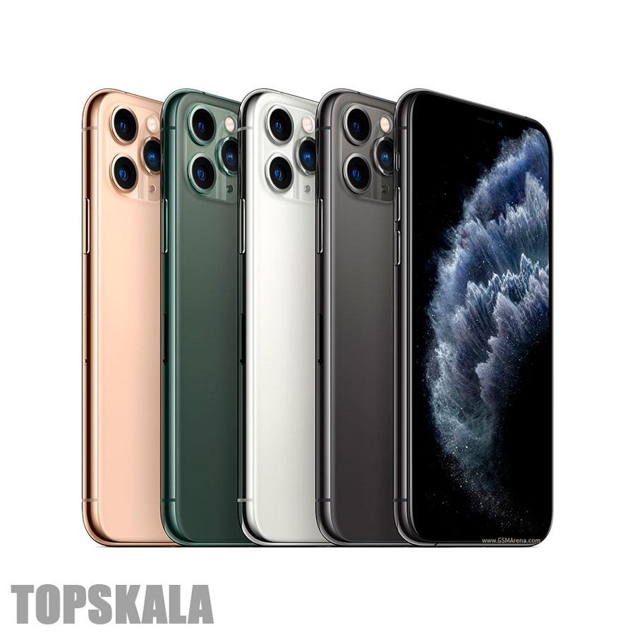 گوشی موبایل آکبند اپل مدل iPhone 11 Pro Max دو سیم کارت حجم 256 گیگابایت