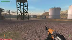 بازی حمله به اردوگاه 1