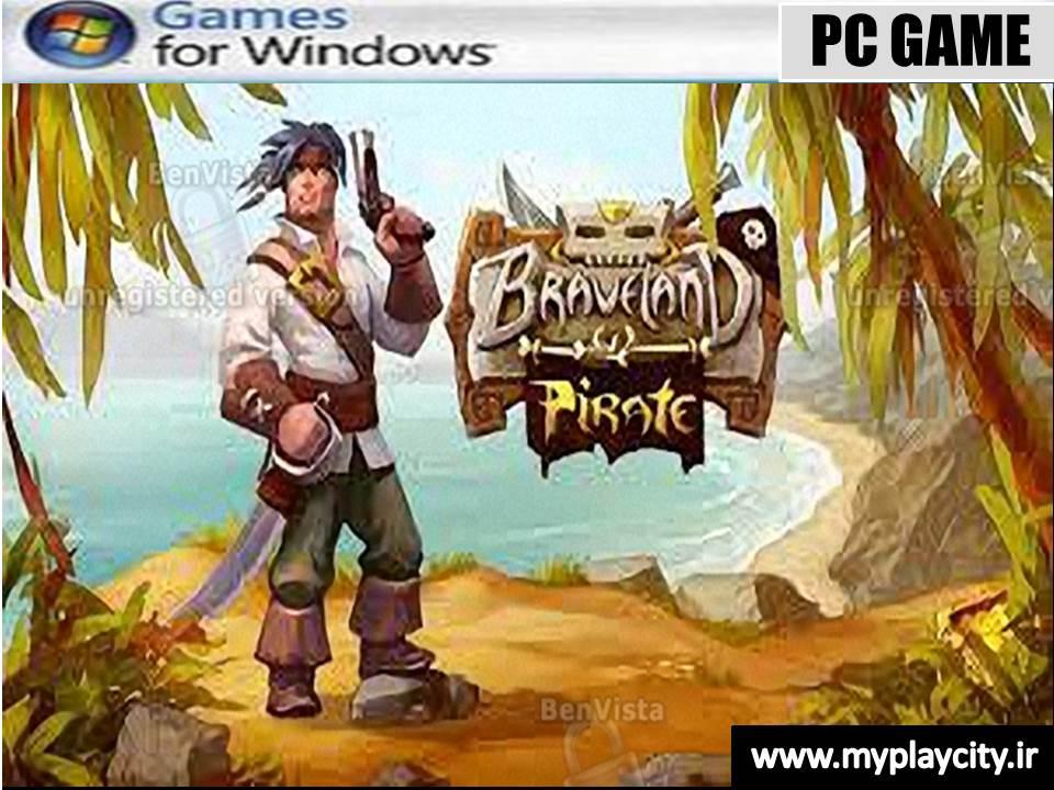 دانلود بازی Braveland Pirate برای کامپیوتر