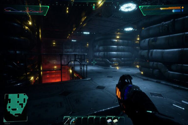 بازی System Shock Remake