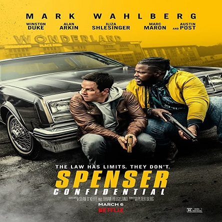 فیلم Spenser Confidential 2020