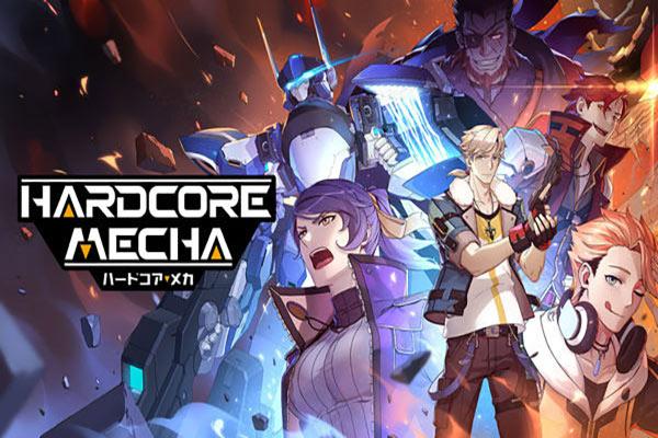 بازی Hardcore Mecha