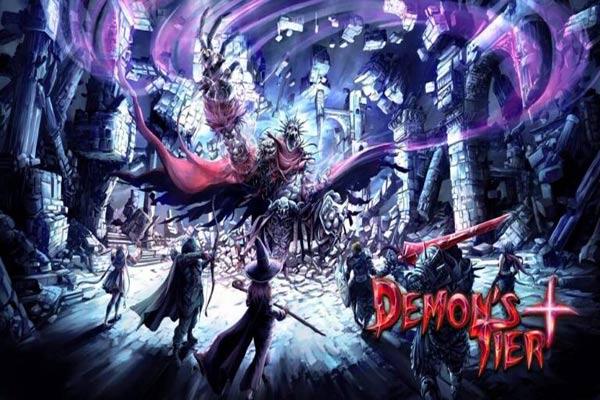 نمرات بازی +Demon's Tier