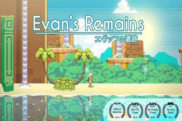 نمرات بازی Evan's Remains