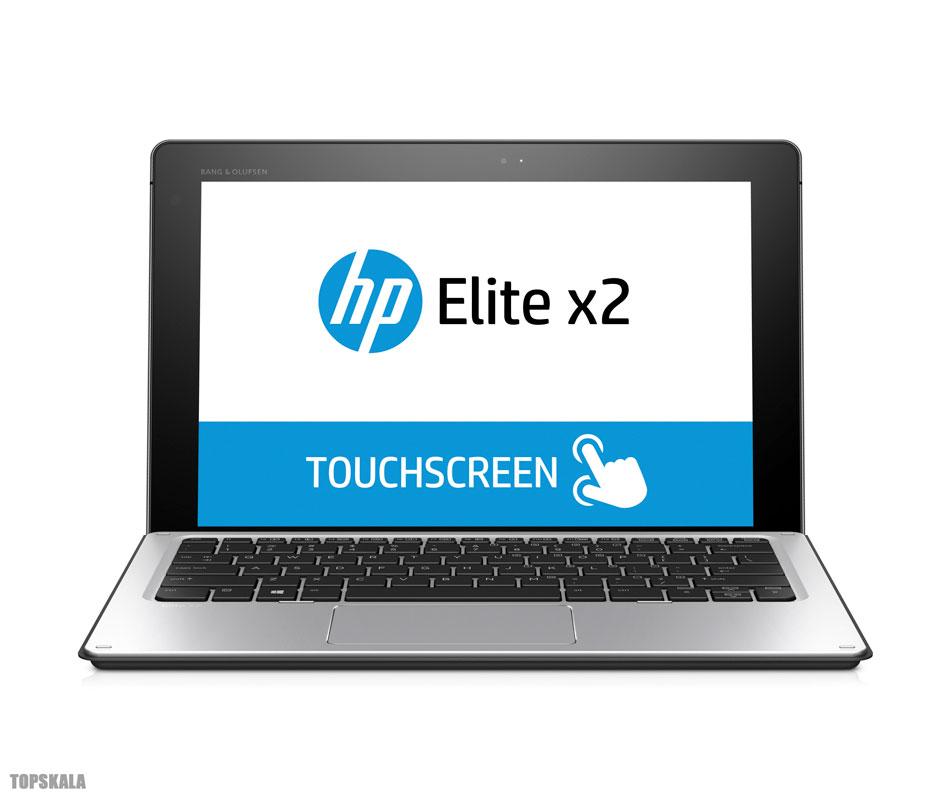 لپ تاپ استوک اچ پی مدل HP Elite X2 1012 - پردازنده intelCore M5 6Y57 دارای درگاه سیم کارت LTE
