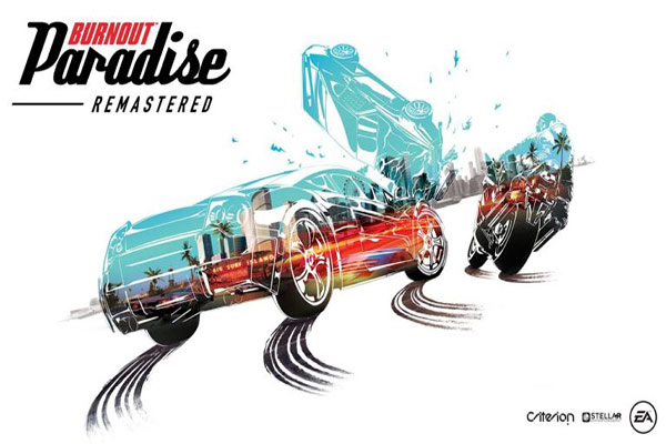بازی Burnout Paradise Remastered