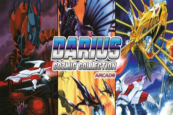 بازی Darius Cozmic Collection Arcade Edition
