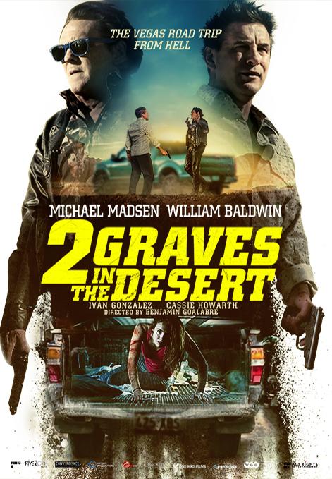 فیلم دو قبر در صحرا