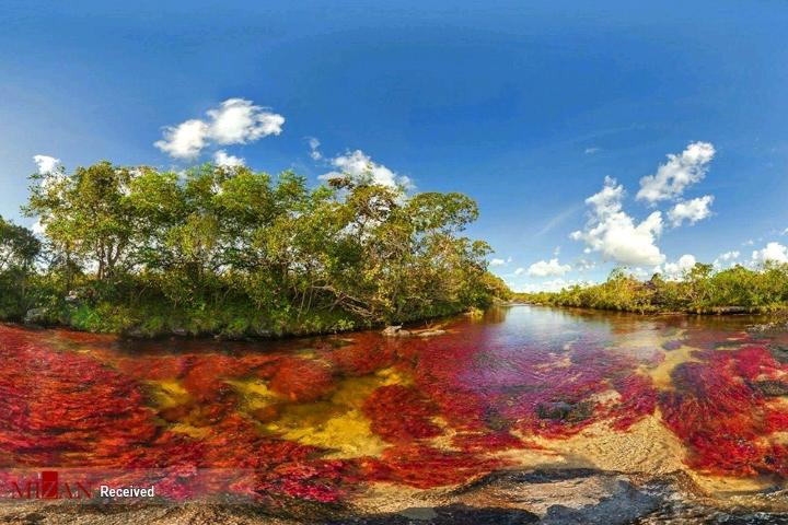 باشکوهترین رودخانه جهان