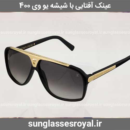 عینک آفتابی برند لویی ویتون