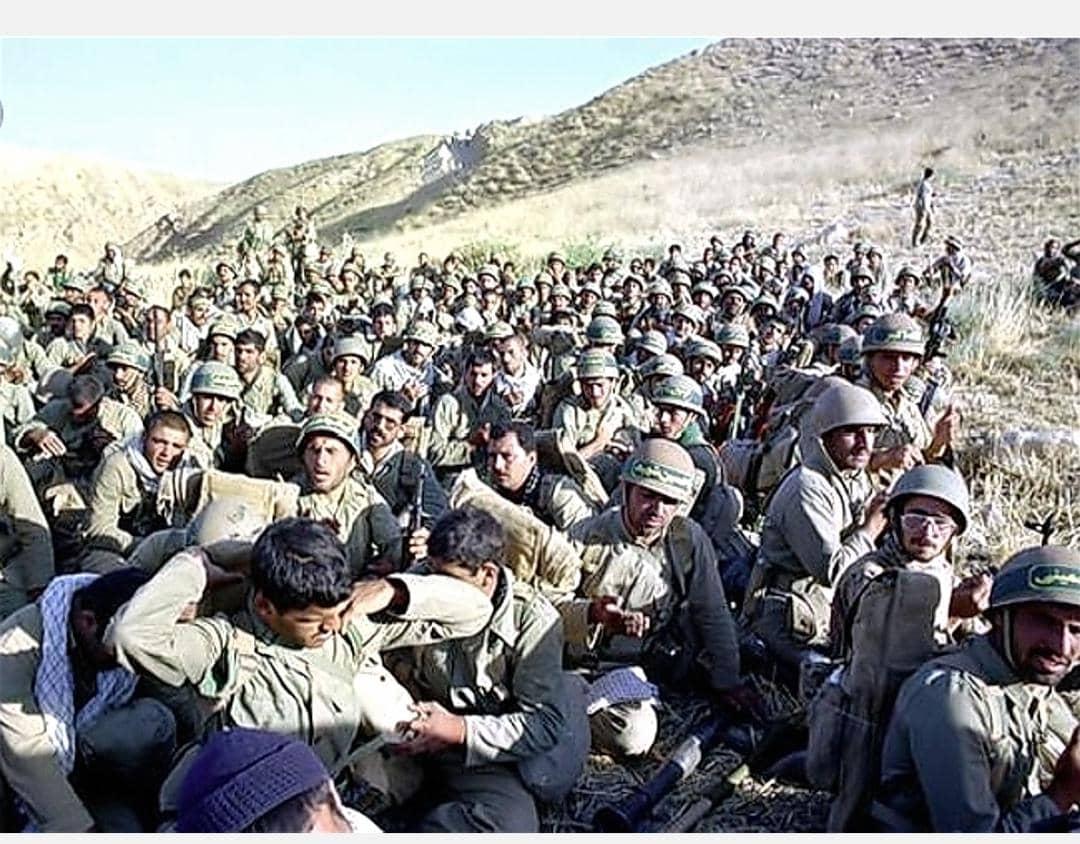 عملیات کربلای یک(آزادسازی مهران)به روایت حسین عبدلی آهویی