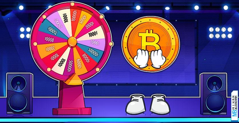 چرخش قیمت بیتکوین