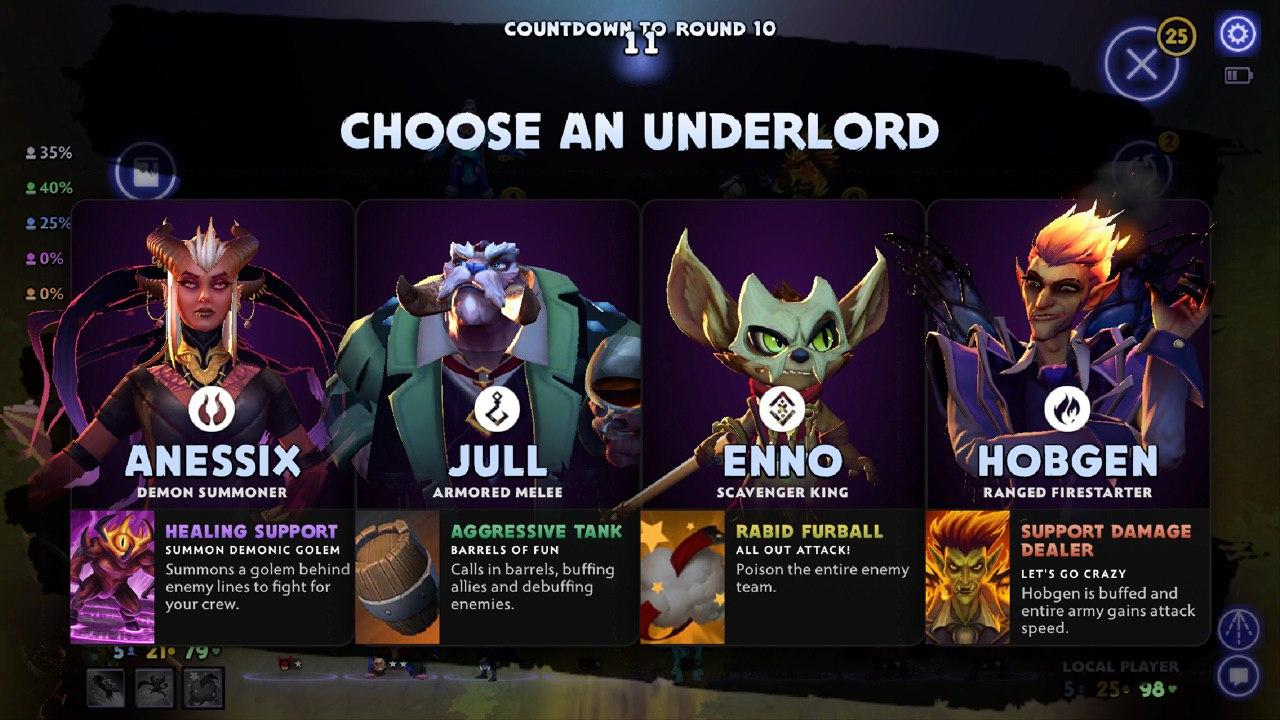 How To Play Underlords