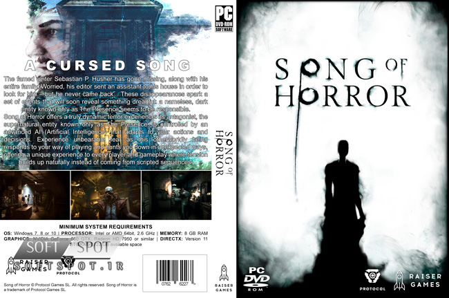 Song of Horror Cover