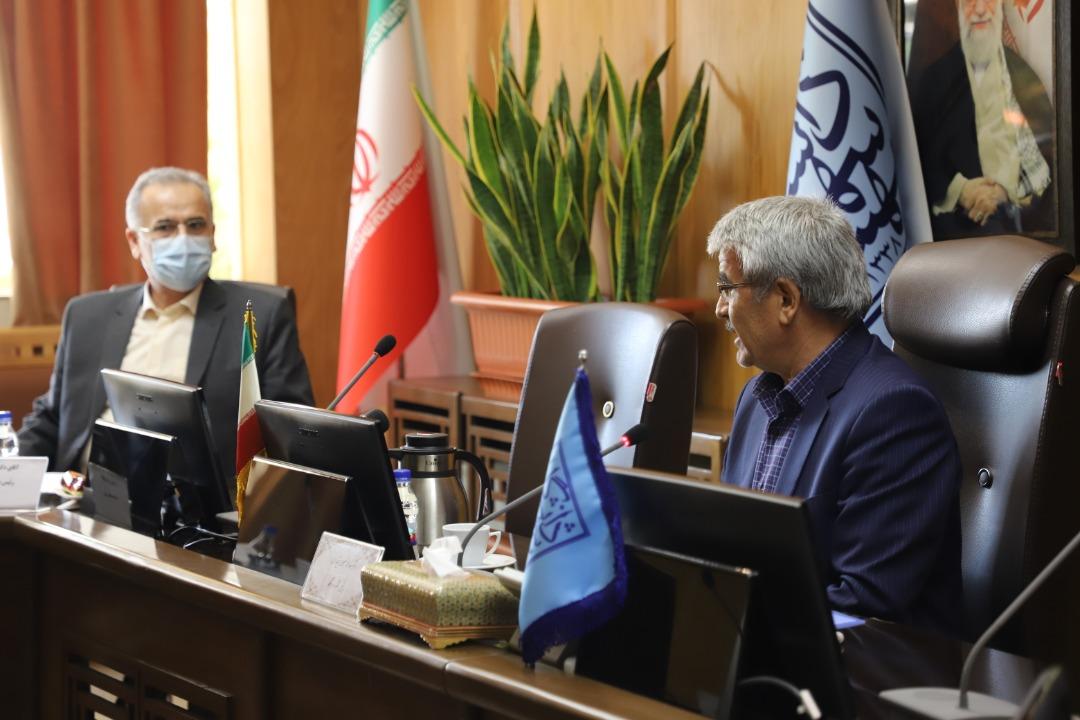 ترسیم افقهای جدید همکاری سازمان منطقه آزاد انزلی و دانشگاه شهید بهشتی