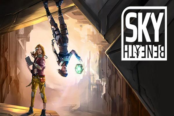 بازی Sky Beneath