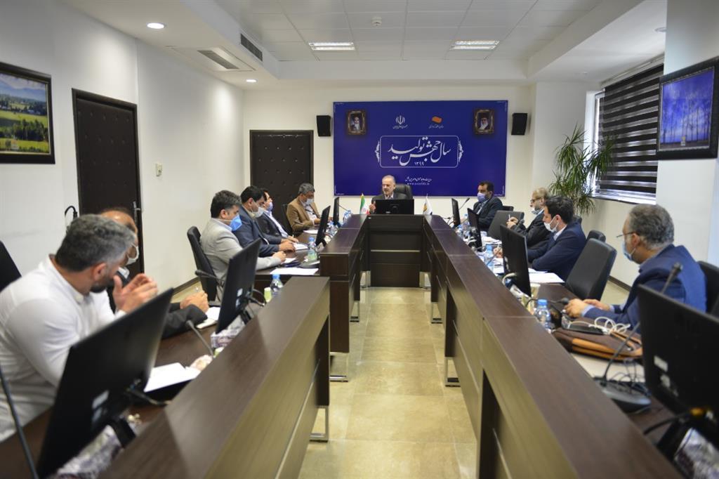 دکتر روزبهان تأکید کرد: بهره برداری حداکثری از میزبانی همایش بینالمللی اتحادیه اقتصادی اوراسیا از طریق برگزاری کارگاه ها و نمایشگاه های تخصصی