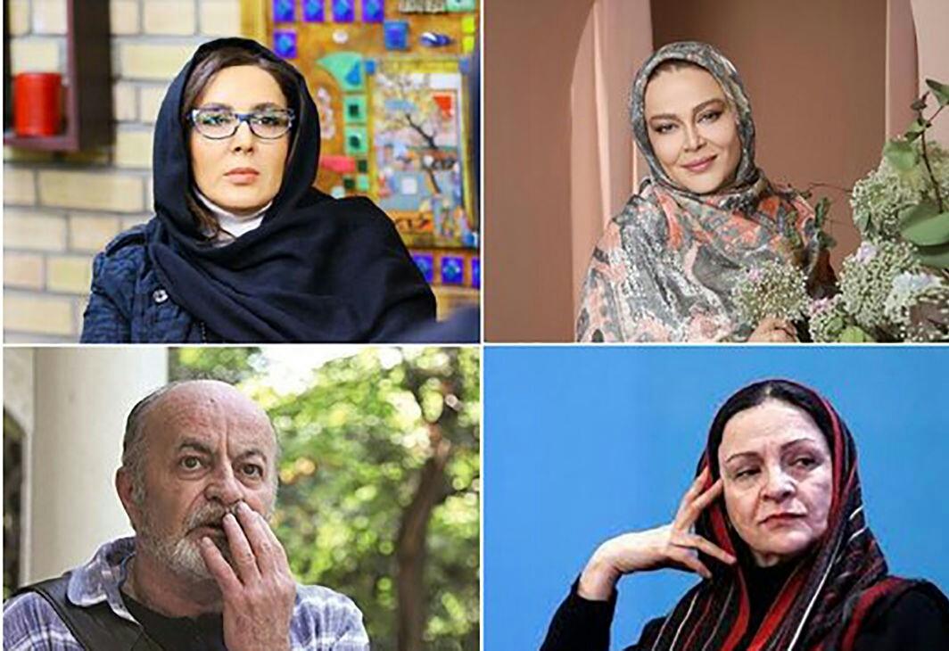 بازیگران و هنرمندان ایرانی که گرفتار کرونا شدند