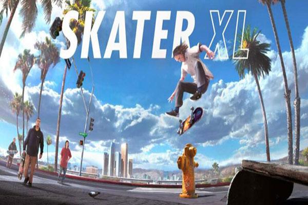 بازی Skater XL