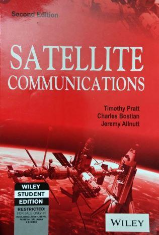 حل المسائل کتاب ارتباطات ماهواره ای تیموتی پرت و چارلز بوستیان ویرایش دوم