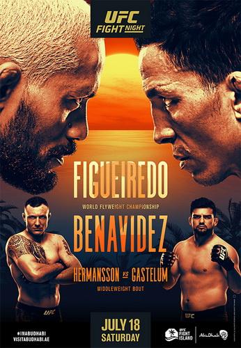 دانلود فایت نایت  172   UFC Fight Night 172: Figueiredo vs. Benavidez 2