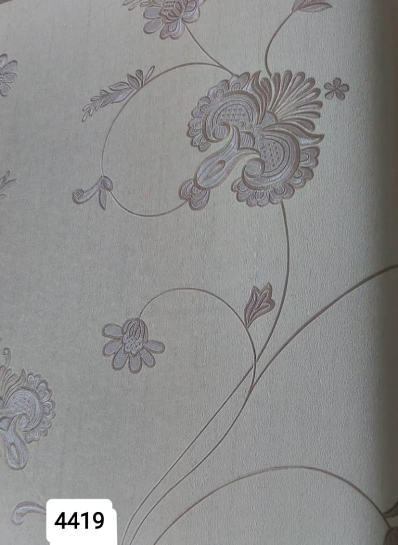 کاغذ دیواری برند444