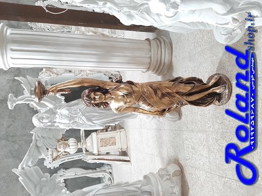 مجسمه ایستاده  فایبرگلاس ازادی ، مجسمه ایستاده رزین ، مجسمه ایستاده پلی استر ، مجسمه سازان رولند
