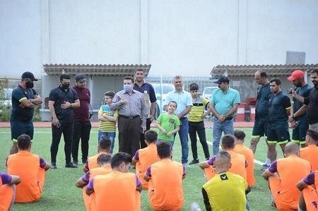 شهردار آستارا: تیم فوتبال شهرداری به حاشیهسازیها توجه نکند