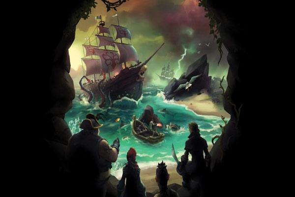 فروش بازی Sea of Thieves