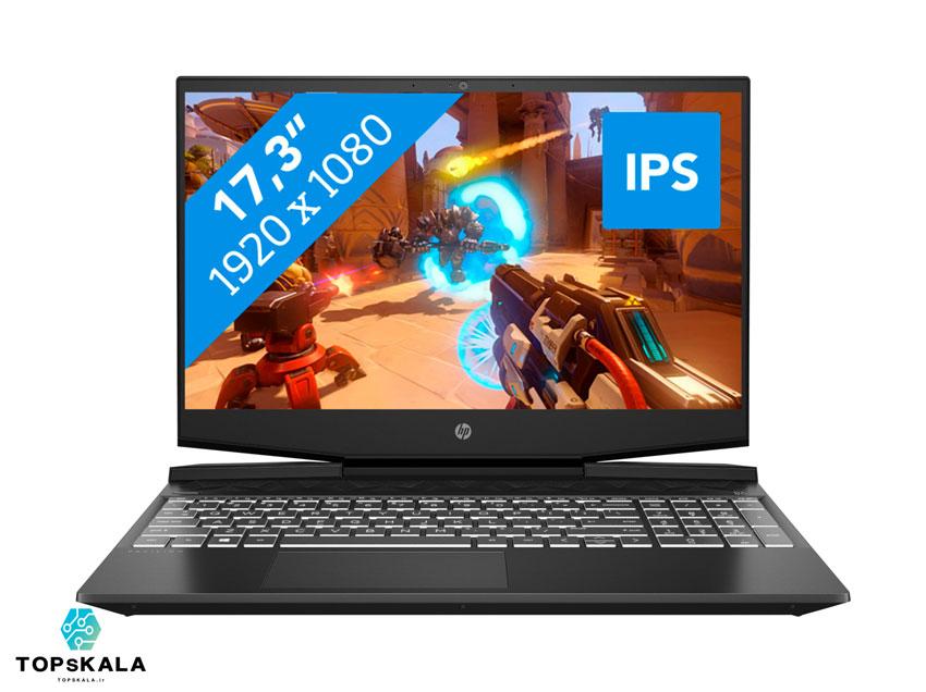 لپ تاپ استوک اچ پی مدل HP Pavilion Gaming 17 CD0085CL