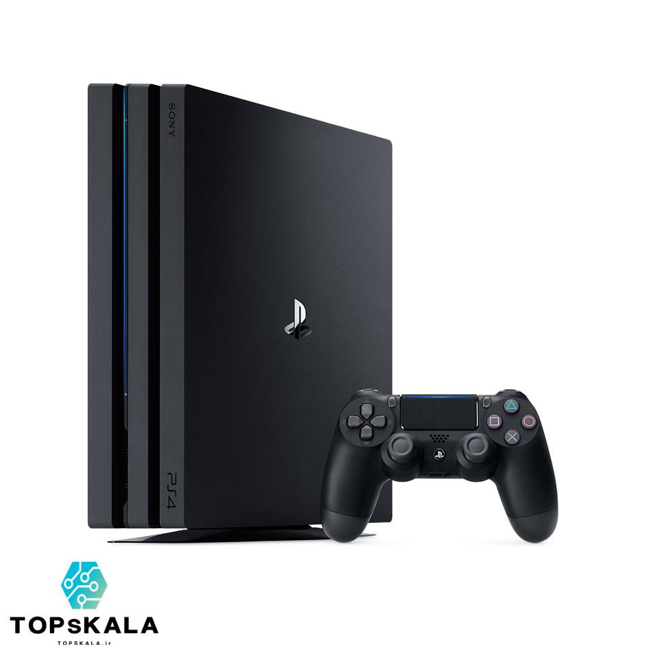 کنسول بازی sony مدل Playstation 4 - کنسول سونی پلی استیشن 4  - Sony Playstation 4 - تاپس کالا - console sony playstation 4