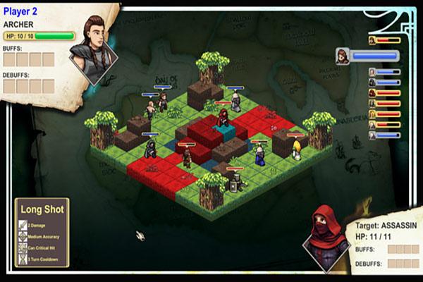 بازی Live by the Sword: Tactics معرفی شد