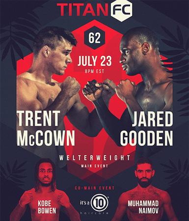 دانلود رویداد ام ام ای | Titan FC 62: McCown vs. Gooden
