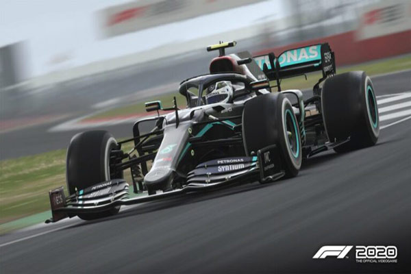 بهروزرسان جدید بازی F1 2020 منتشر شد