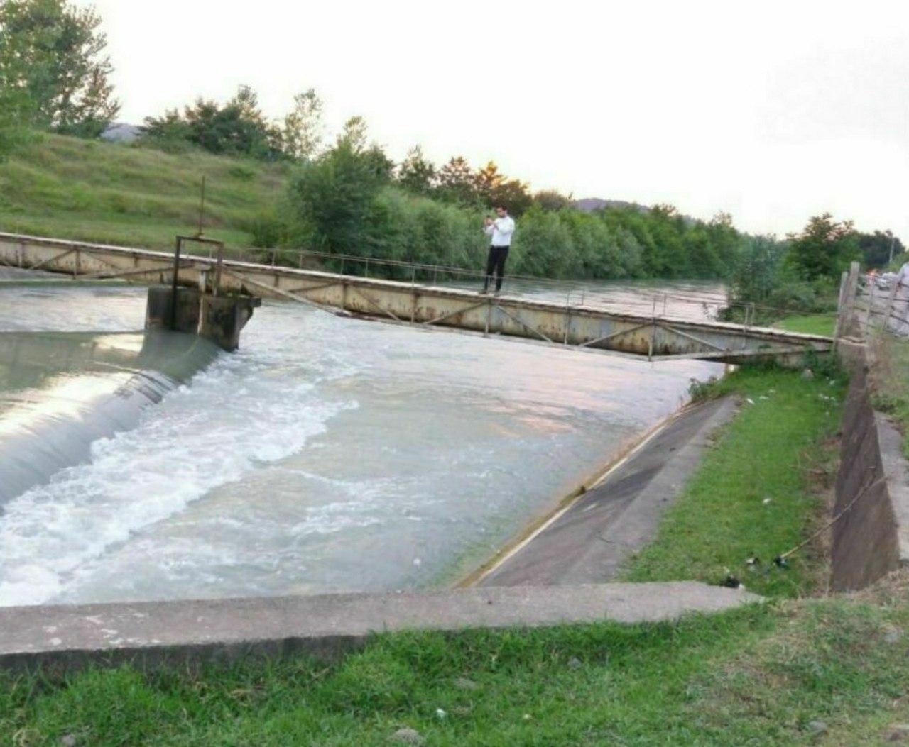 مرگ یک نوجوان در کانال آب