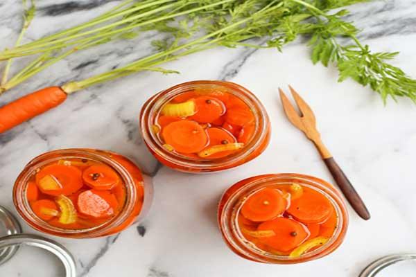 ترشی هویج