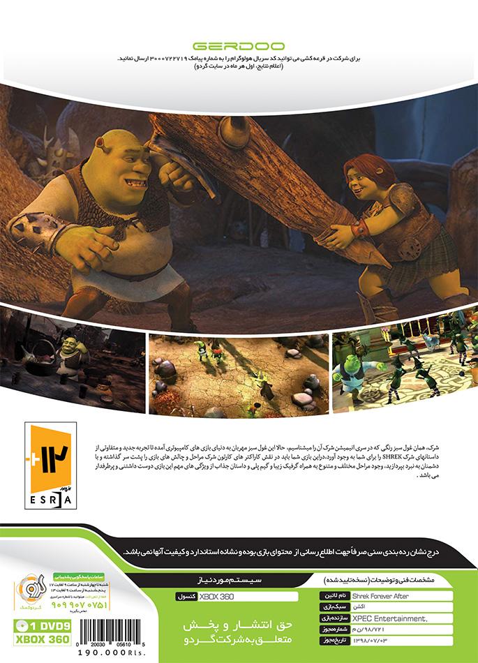 DreamWorks Shrek Forever After Xbox360 dreamworks shrek forever after xbox360 DreamWorks Shrek Forever After Xbox360 DreamWorks Shrek Forever After Xbox360